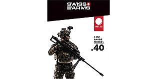 Swiss Arms muovikuula 0,40g 1000kpl