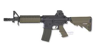 Cybergun Colt M4 CQBR sähköase, hiekka