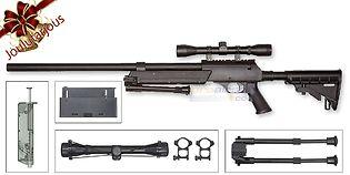 ASG Urban Sniper jousitoiminen kivääri