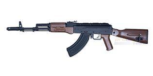 Cybergun AK74 mini guns collection