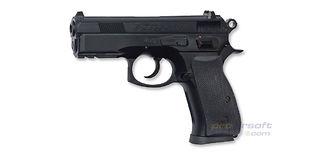 ASG CZ 75D Compact jousipistooli