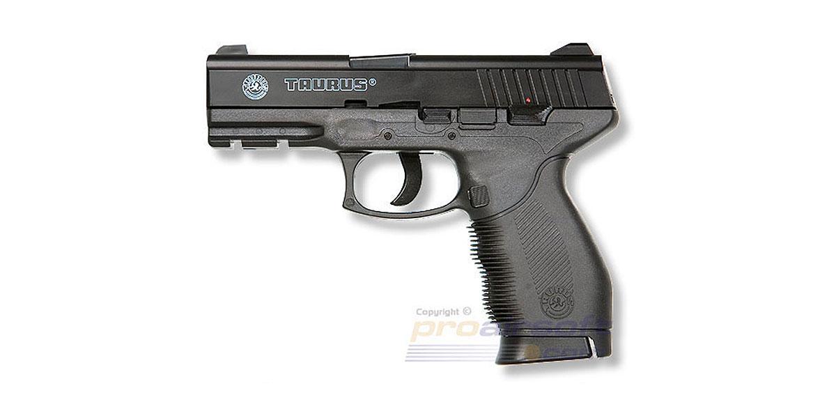 Cybergun Taurus PT 24/7 CO2 NBB metalslide - ProAirsoft