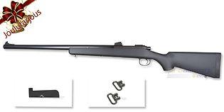 Marui VSR-10 Pro Sniper jousitoiminen kivääri musta