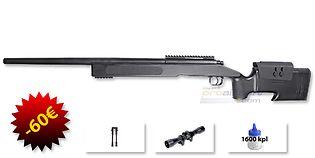 ASG McMillan M40A3 kivääri paketti