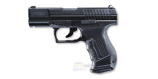 Umarex Walther P99 DAO blowback CO2 pistooli, metalli