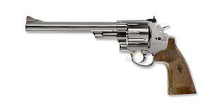 "Umarex Smith & Wesson M29 8 3/8"" 4,5mm CO2 revolveri"