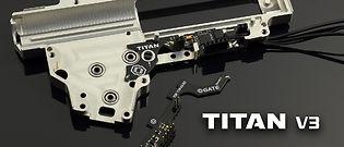 GATE Titan V3 Basic setti