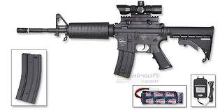 ASG M15A4 sähköase paketti