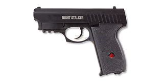 Crosman Night Stalker ilmapistooli 4.5mm (Laser)